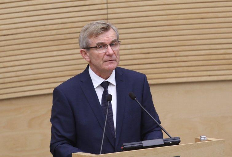 Viktoras Pranckietis (nuotr. Tv3.lt/Ruslano Kondratjevo)