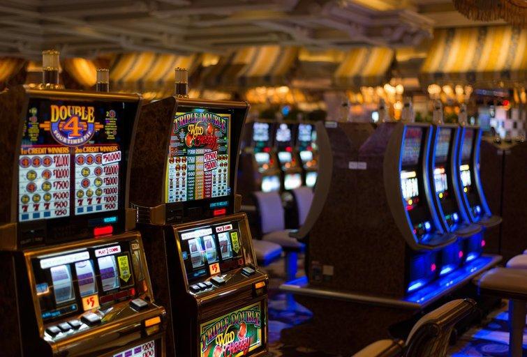 Lošimo automatai (nuotr. Fotolia.com)