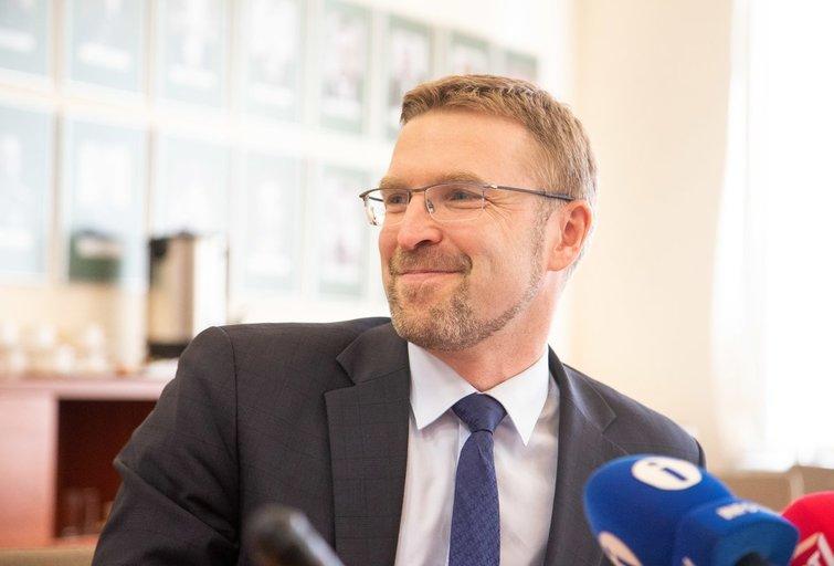 Linas Kukuraitis (nuotr. Justinas Auškelis / Fotodiena)