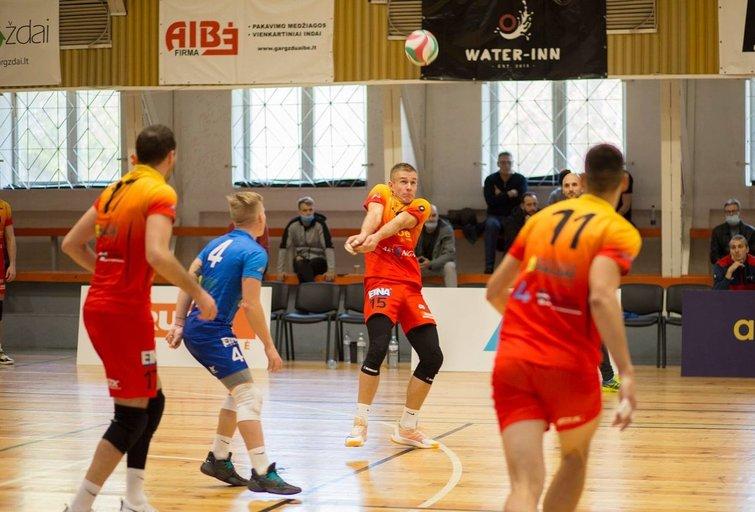 Prasideda Lietuvos čempionato atkrintamosios varžybos (SIMFoto) (nuotr. Organizatorių)