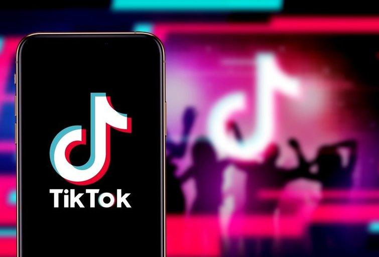 TikTok  (nuotr. Shutterstock.com)