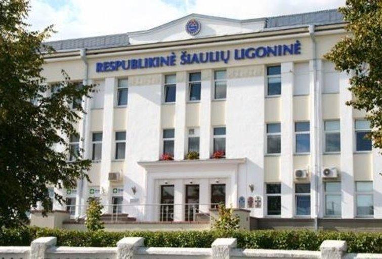 """Respublikinė Šiaulių ligoninė  (nuotr. asmeninio albumo (""""Facebook"""")"""