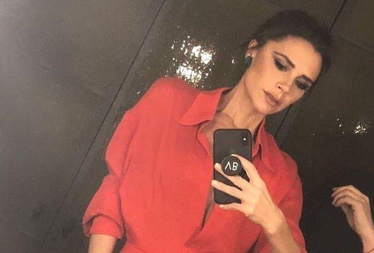 Victoria Beckham  (nuotr. Instagram)