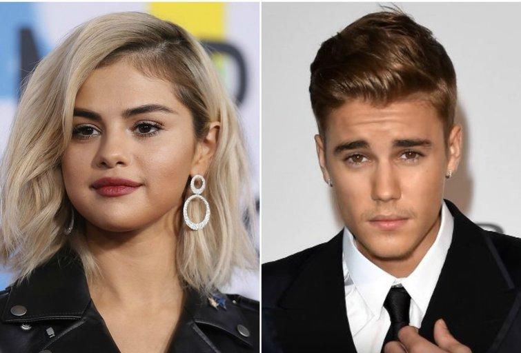 Selena Gomez ir Justinas Bieberis (nuotr. tv3.lt)
