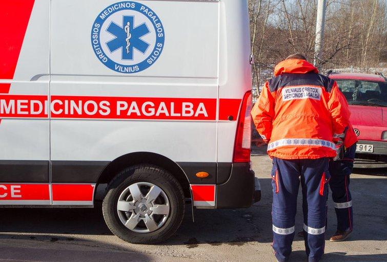 Greitoji, GMP, Greitoji medicinos pagalba, medikai, įranga, medicininė įranga, iškvietimas, nelaimė, pagalbos centras, priėmimas, skyrius (nuotr. Tv3.lt/Ruslano Kondratjevo)