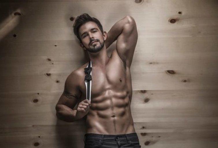 """Žinomiausia vyrų striptizo trupė pasaulyje """"Chippendales"""" (nuotr. Organizatorių)"""