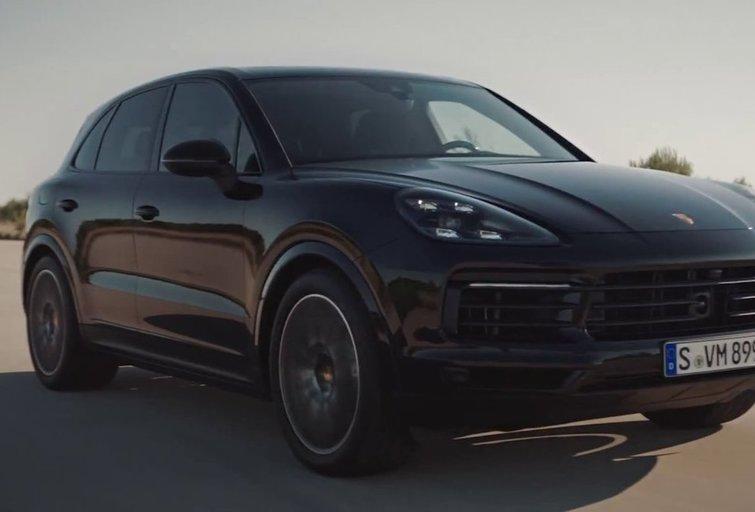 Porsche Cayenne (nuotr. Instagram)