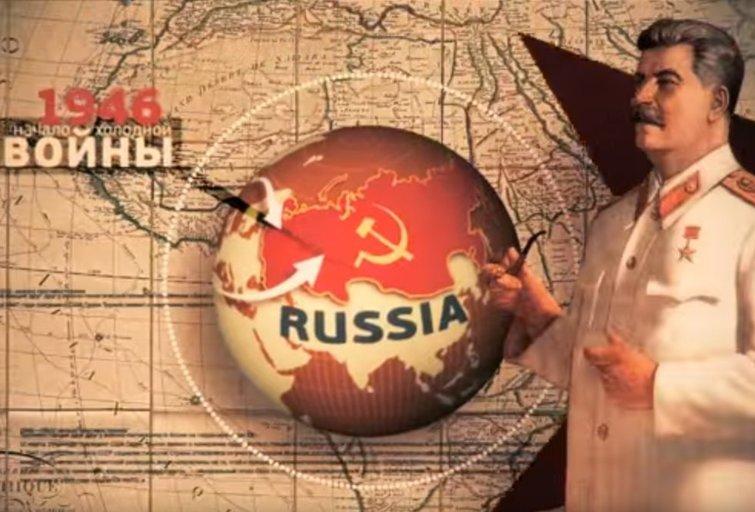 Rusijos propagandos pavyzdžiai (nuotr. YouTube)