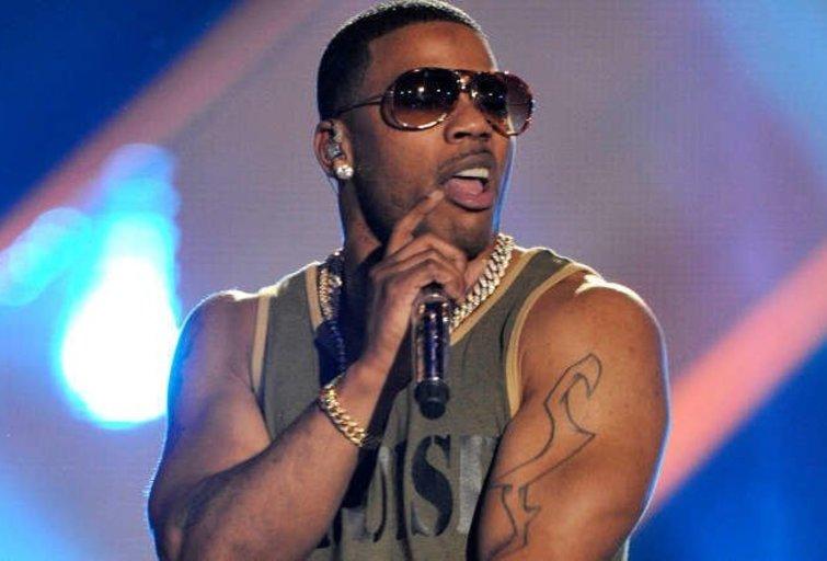 Nelly  (nuotr. Organizatorių)