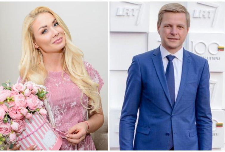 Natalija Bunkė ir Remigijus Šimašius (tv3.lt fotomontažas)