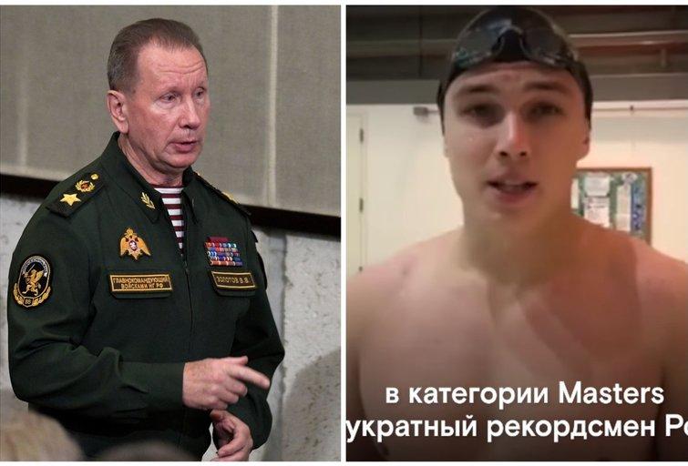 Rusai užstojo A. Navalną ir masiškai kviečia į dvikovas nevykėlį Kremliaus ruporą (nuotr. SCANPIX) tv3.lt fotomontažas