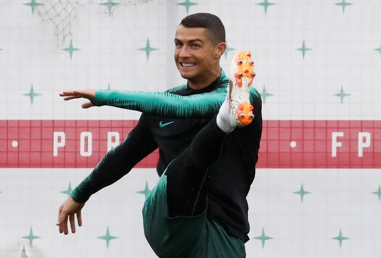 C.Ronaldo. (nuotr. SCANPIX)