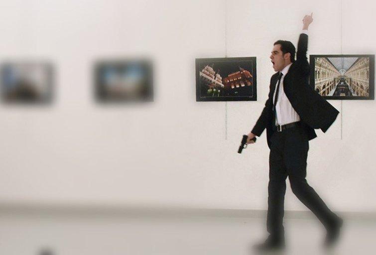 """Rusų ambasadoriaus žudikui """"užčiaupė burną""""? (nuotr. SCANPIX)"""