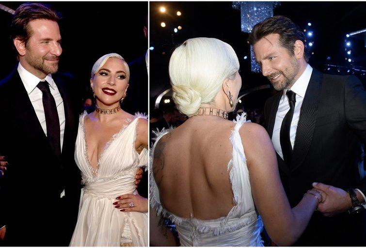 Bradley Cooper ir Lady Gaga (tv3.lt fotomontažas)