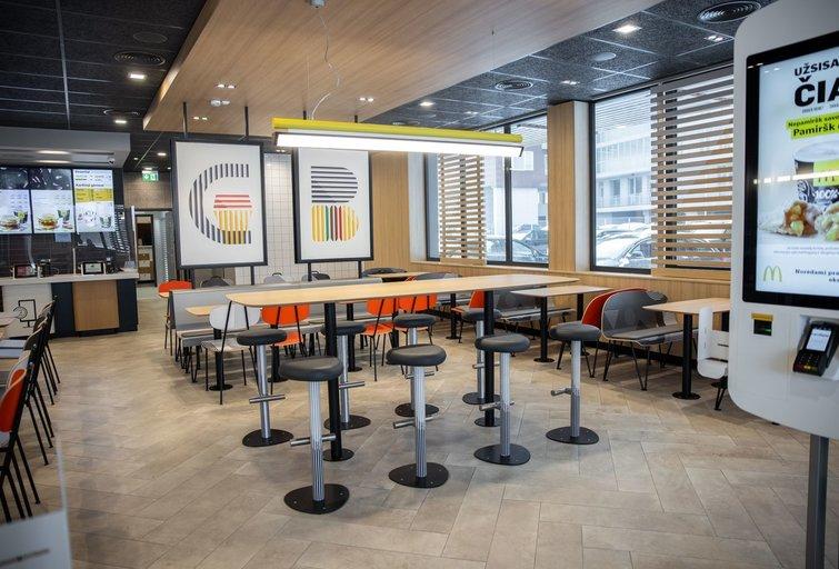 Naujas restoranas (bendrovės nuotr.)