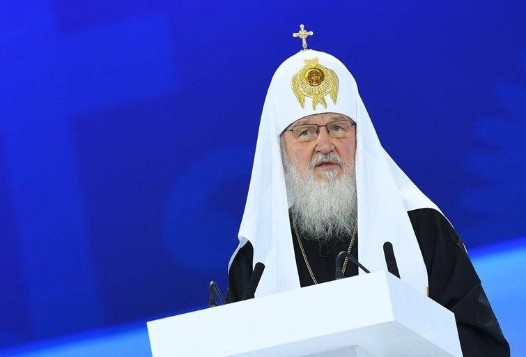 Patriarchas Kirilas (nuotr. SCANPIX)