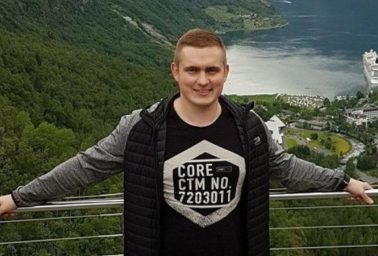 Vytautas Papolskis šiuo metu Norvegijoje užima vadovaujamas pareigas