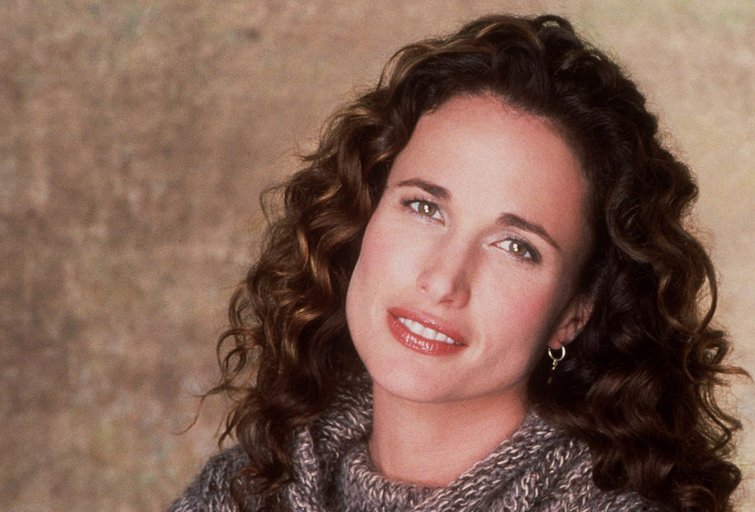 Andie MacDowell (nuotr. Vida Press)