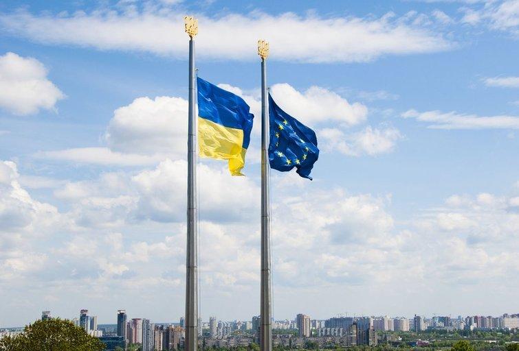 Europos Sąjunga ir Ukraina (nuotr. Fotolia.com)
