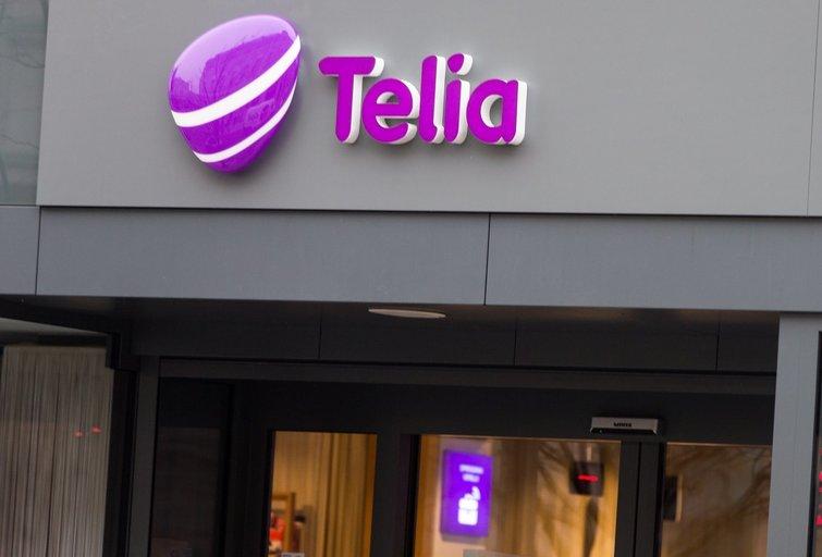 Telia (nuotr. Fotodiena.lt/Eglė Mačiulskytė)
