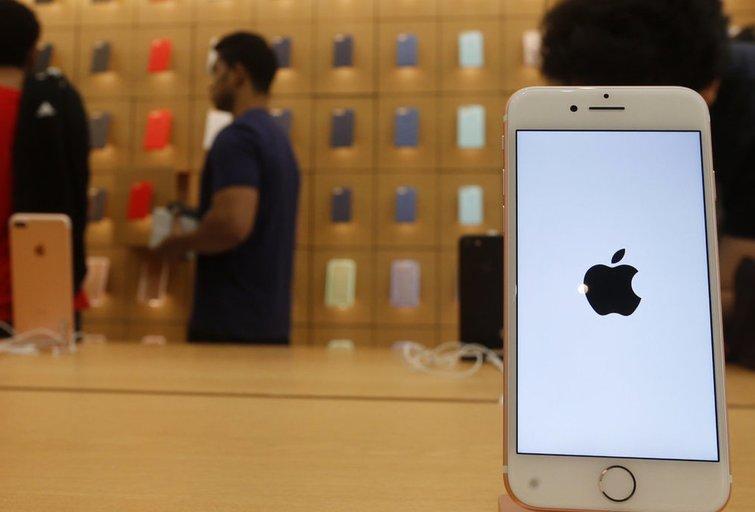 iPhone7 (nuotr. Fotolia.com)