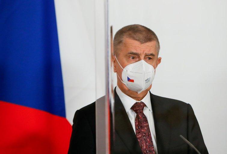 Andrejus Babišas (nuotr. SCANPIX)