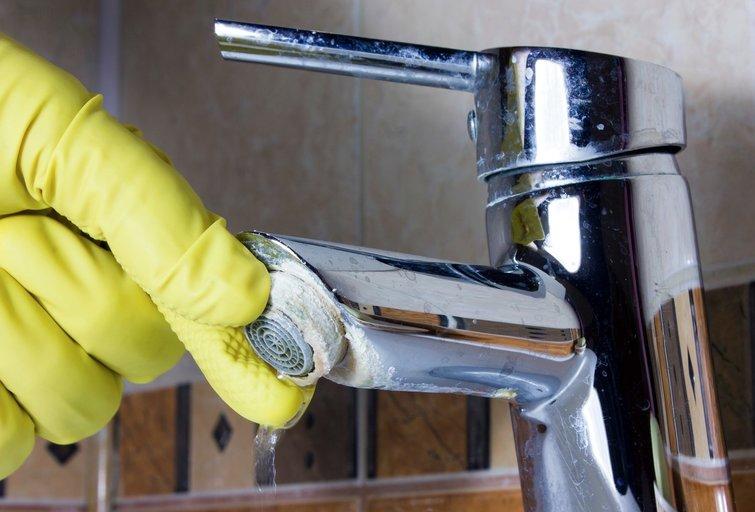Nešvarus čiaupas (nuotr. Shutterstock.com)