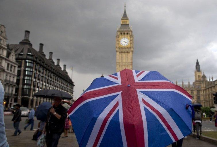 """Didžioji Britanija sulaikiusi kvapą laukia teismo sprendimo dėl """"Brexit"""" (nuotr. SCANPIX)"""