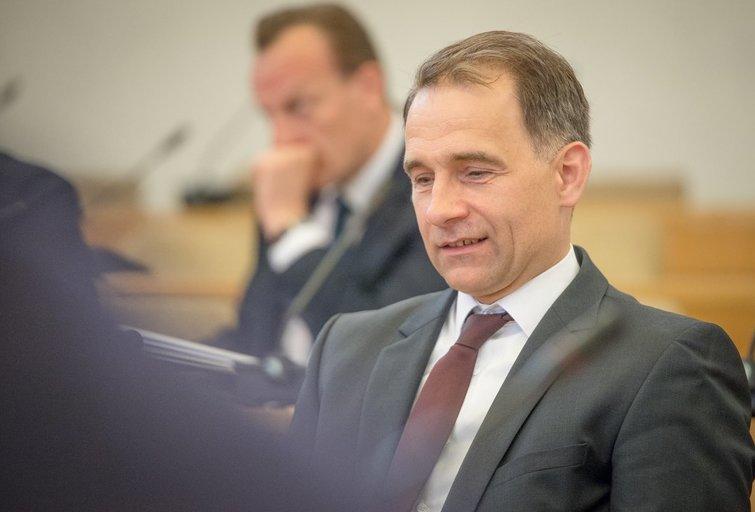 Rokas Masiulis (nuotr. LRVK   Darius Janutis)