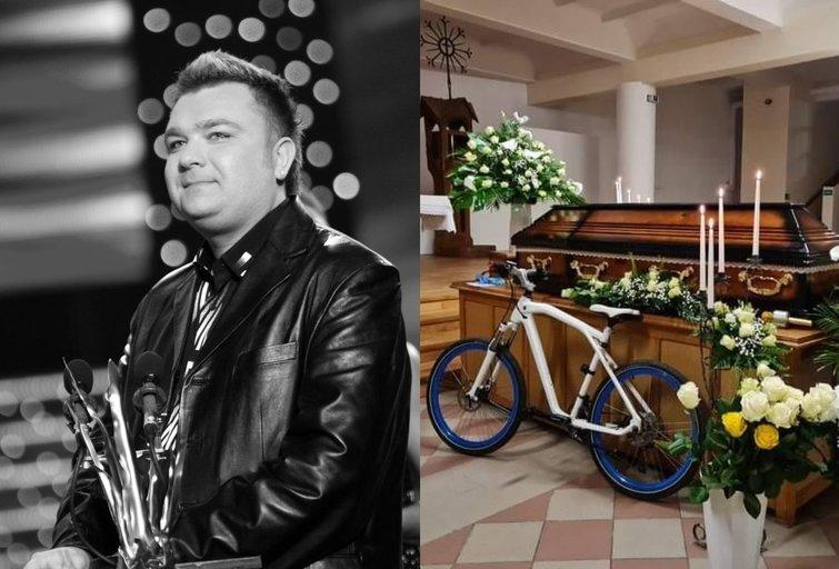 Eugenijaus Ostapenko laidotuvės (tv3.lt fotomontažas)
