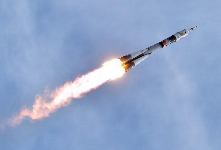 Raketos pakilims (nuotr. SCANPIX)