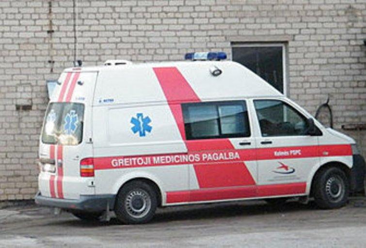 Greitoji medicinos pagalba (nuotr. Balsas.lt)