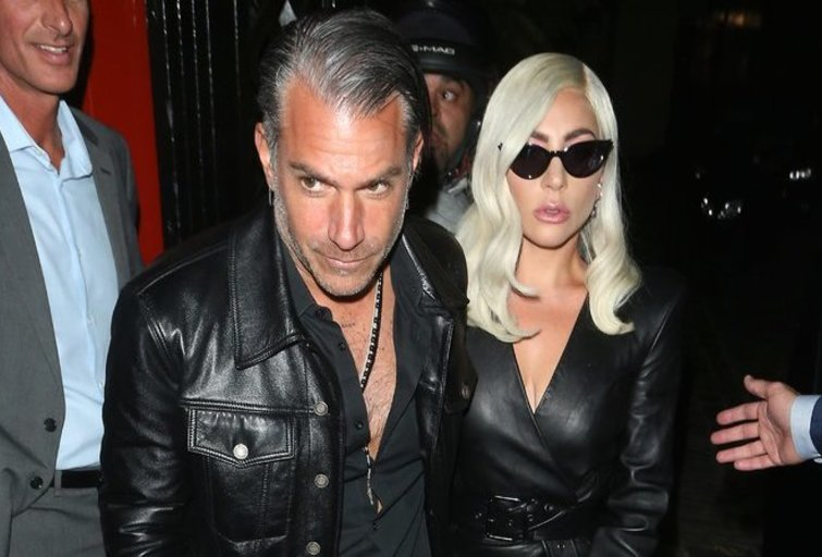Christian Carino ir Lady Gaga (nuotr. Vida Press)