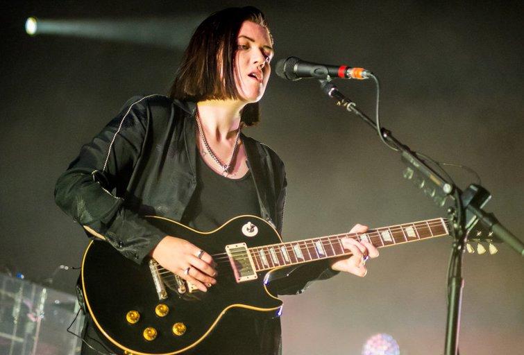 """Vilniečius užliūliavo britų indie grupės """"The XX"""" koncertas (nuotr. Eimanto Genio)"""