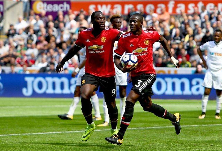 """Swansea City"" – ""Manchester United"" 0:4 (nuotr. SCANPIX)"