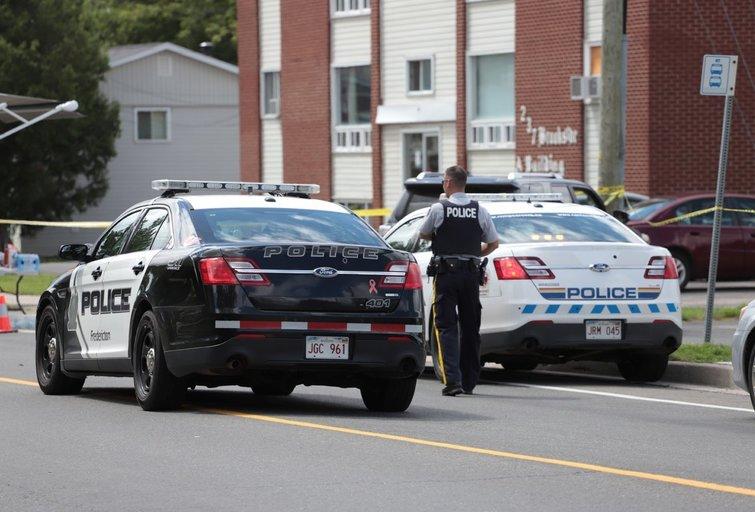 Kanadoje per šaudynes žuvo keturi žmonės, įskaitant 2 policininkus (nuotr. SCANPIX)