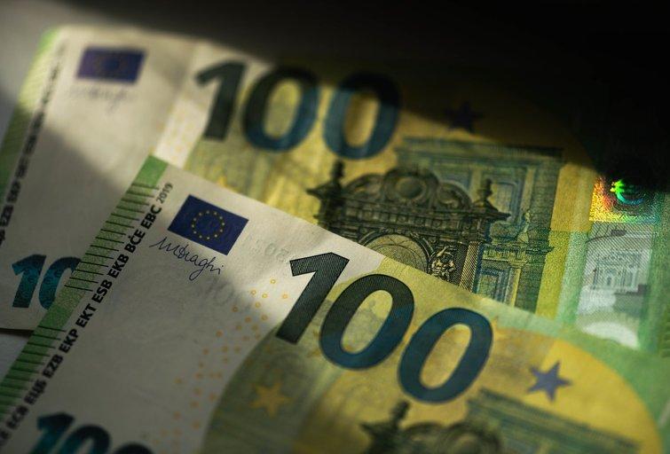 Finansų ministerija paskirstė 2,2 mlrd. eurų (nuotr. Fotodiena/Justino Auškelio)