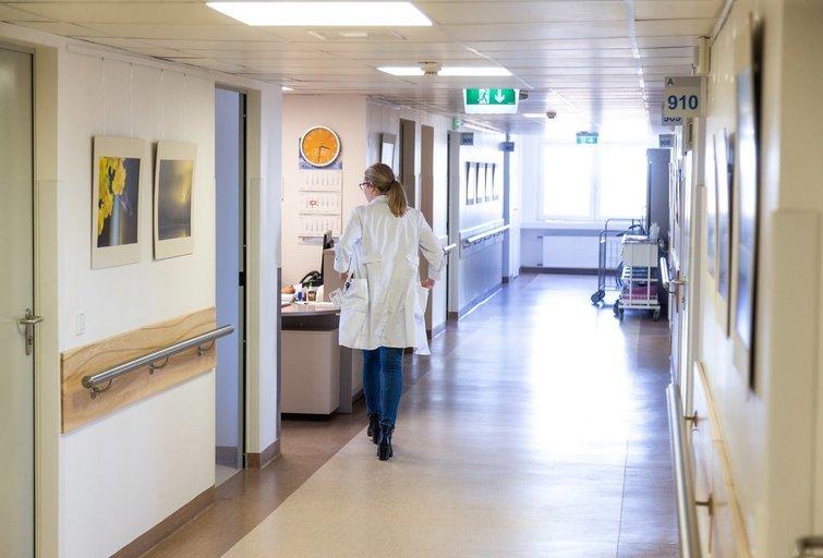 Ligoninė (nuotr. Fotodiena.lt)