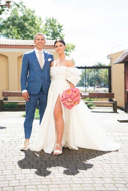 Adomas Mikalauskas ir Inga Žuolytė