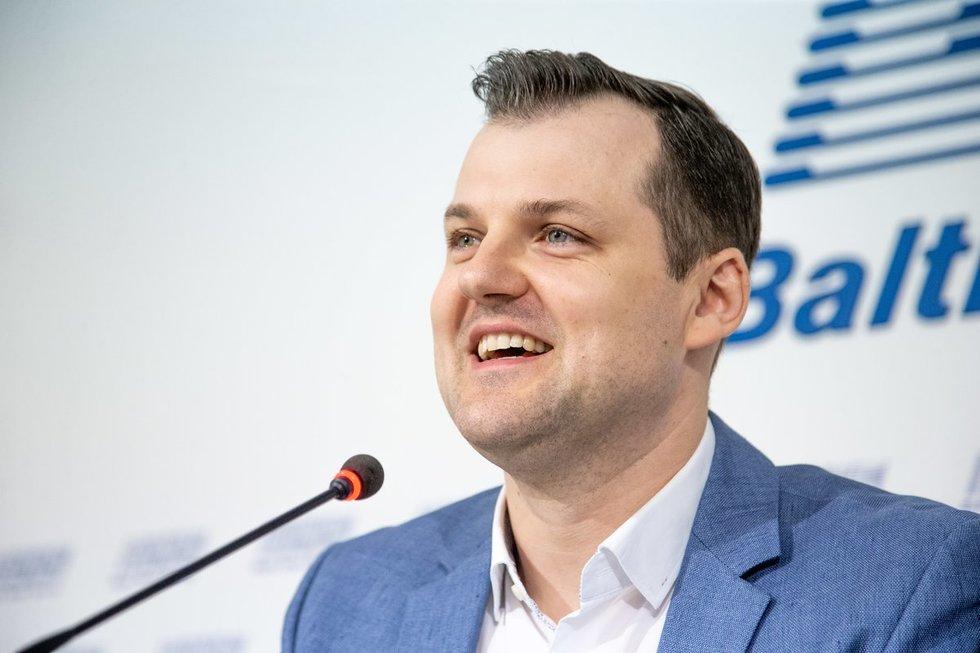 Gintautas Paluckas (Fotodiena/Justinas Auškelis)