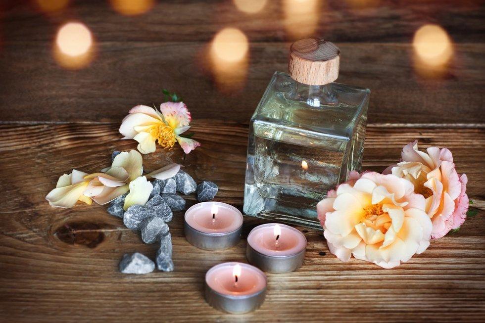 Kvapniosios žvakės