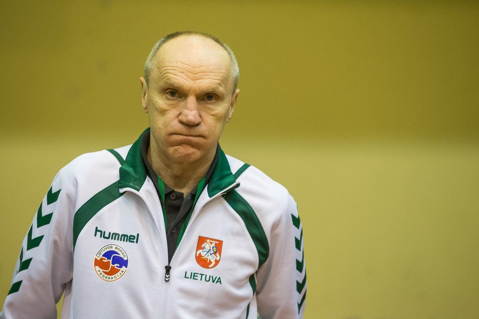 Julius Kibas (nuotr. Organizatorių)