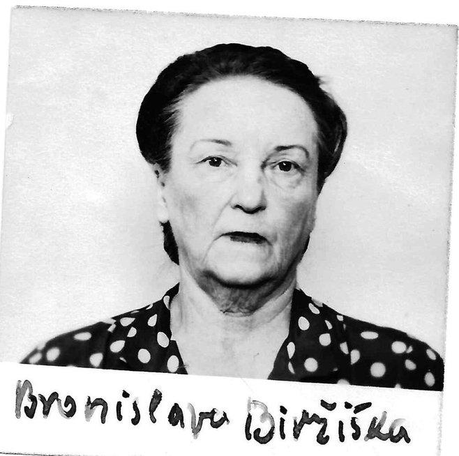 Bronislava Biržiškienė (nuotr. asm. archyvo)