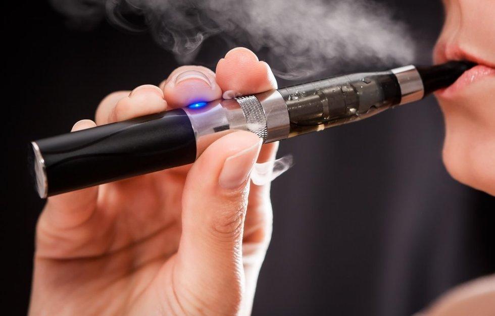 Elektroninės cigaretės