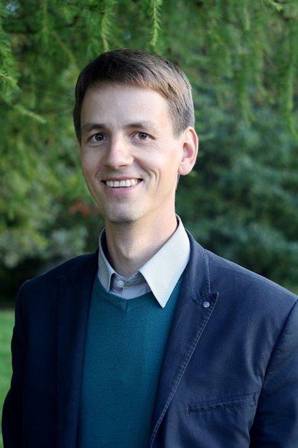 Marius Lasinskas (nuotr. asm. archyvo)