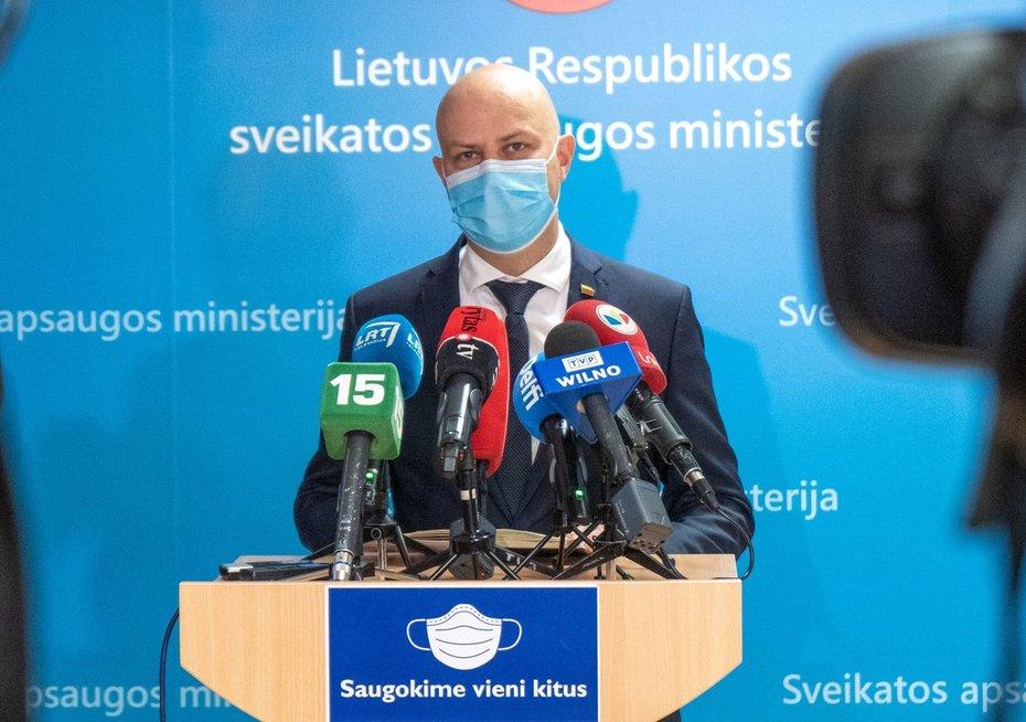 Aurelijus Veryga (nuotr. Fotodiena)