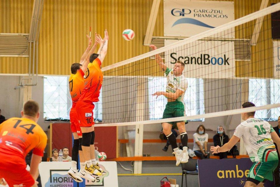 Prasideda Lietuvos čempionato atkrintamosios varžybos (SIMFoto)
