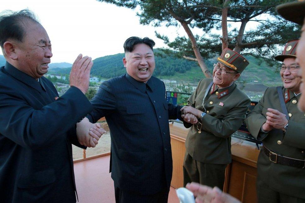 Rusija – Šiaurės Korėjos problemos raktas (nuotr. SCANPIX)