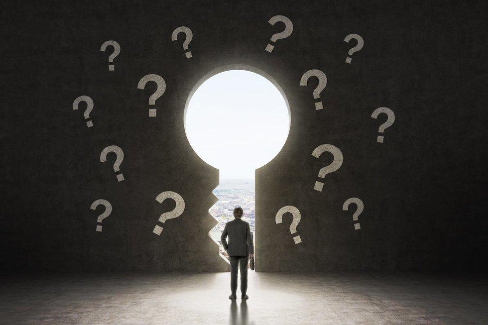 Klausimai ir atsakymai (nuotr. 123rf.com)