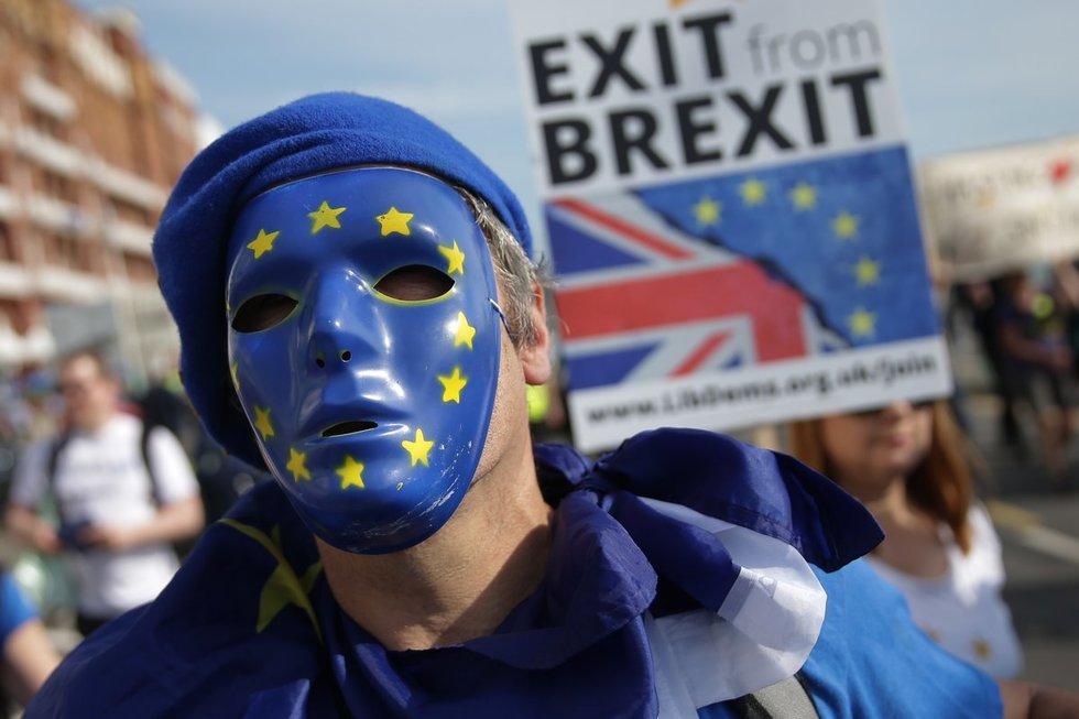"""Brexit"" derybos (nuotr. SCANPIX)"